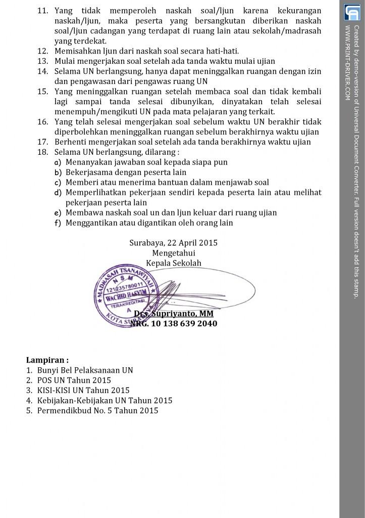 JADWAL DAN TATA TERTIB PESERTA UJIAN NASIONAL1 723x1024 - Informasi Seputar UN - 2015