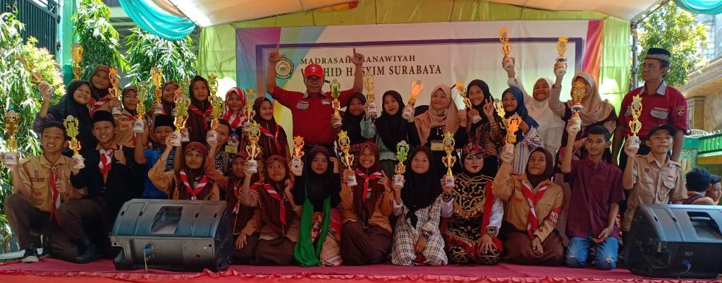 Selamat dan Sukses kepada Para Juara Uji Talenta TA 2019-2010
