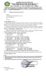 10. Pemberitahuan Angsuran Biaya Pendidikan Bln Juli Oktober 2020 1 182x300 - PELAKSANAAN DAN PERSYARATAN PTS-1