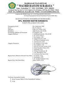Susunan Panitia PPDB 1 212x300 - SURAT KEPUTUSAN PANITIA PPDB TAHUN AJARAN 2021 - 2022
