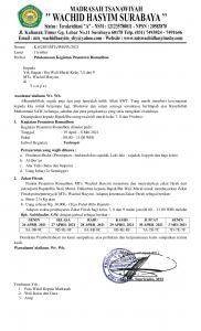 26. Pemberitahuan Kegiatan Pesantren Romadhon 1 182x300 - PELAKSANAAN KEGIATAN PESANTREN ROMADHON