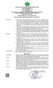 SK MGMP B INDONESIA untuk MTs SURABAYA 2 Revisi 1 182x300 - SK KKM DAN SK MGMP MATEMATIKA DAN BAHASA INDONESIA TINGKAT MADRASAH TSANAWIYAH KOTA SURABAYA MASA BAKTI 2020-2024